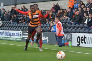 Nwogu and Kennedy loaned to Hayes & Yeading