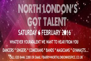 North London's Got Talent