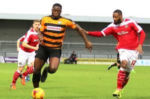 Allen plans to start Akinde and Batt together against Daggers