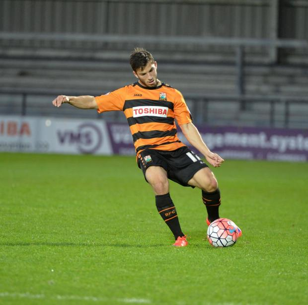 Barnet pick up second away league win of the season
